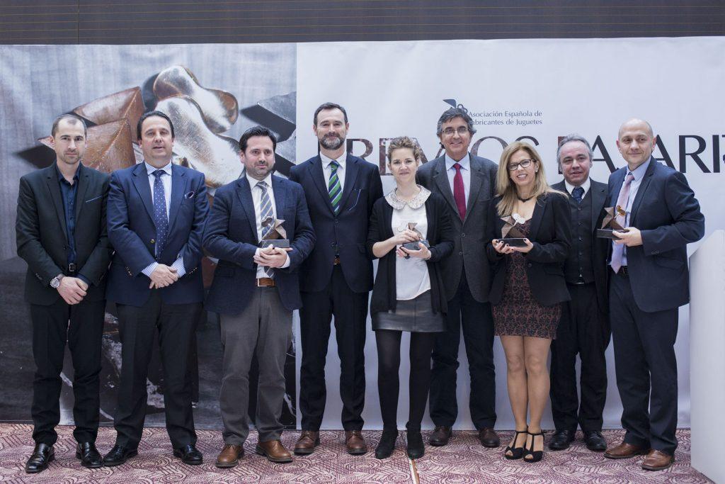 fotografo entrega de premios Avila